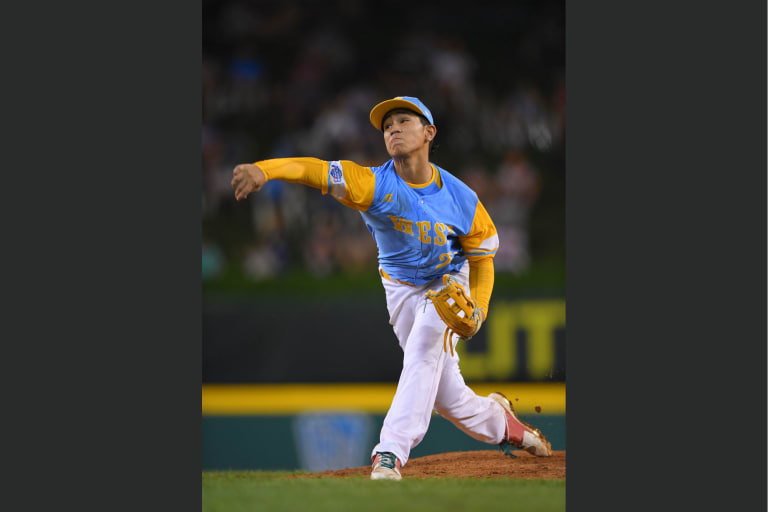 West pitcher
