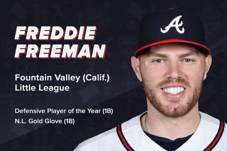 Freedie Freeman