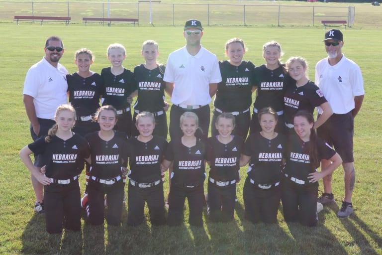 LLSB Nebraska team