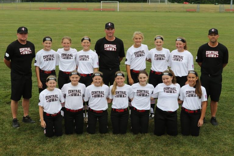 LLSB Iowa team