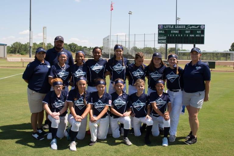 LLSB Oklahoma team