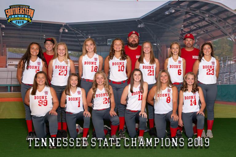 LLSB Tennessee team
