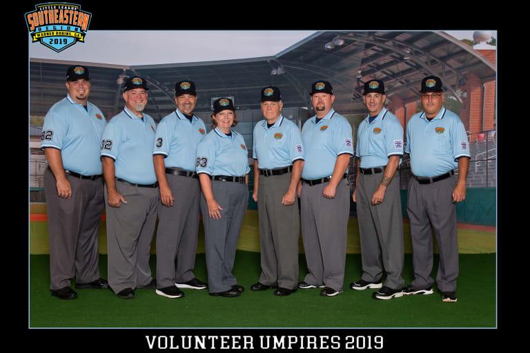 LLSB Southeast Umpires