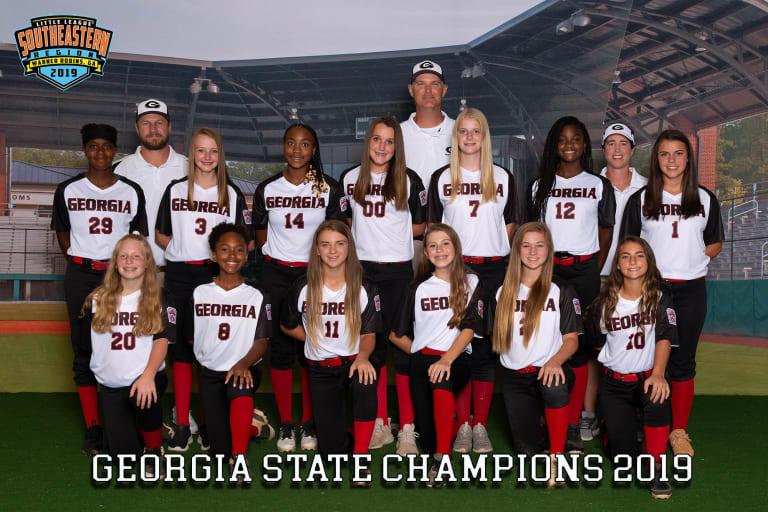 LLSB Georgia team