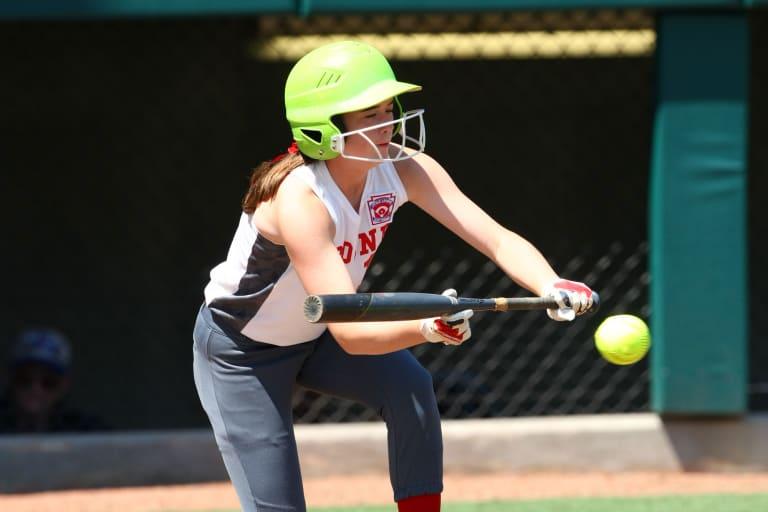batter bunting ball