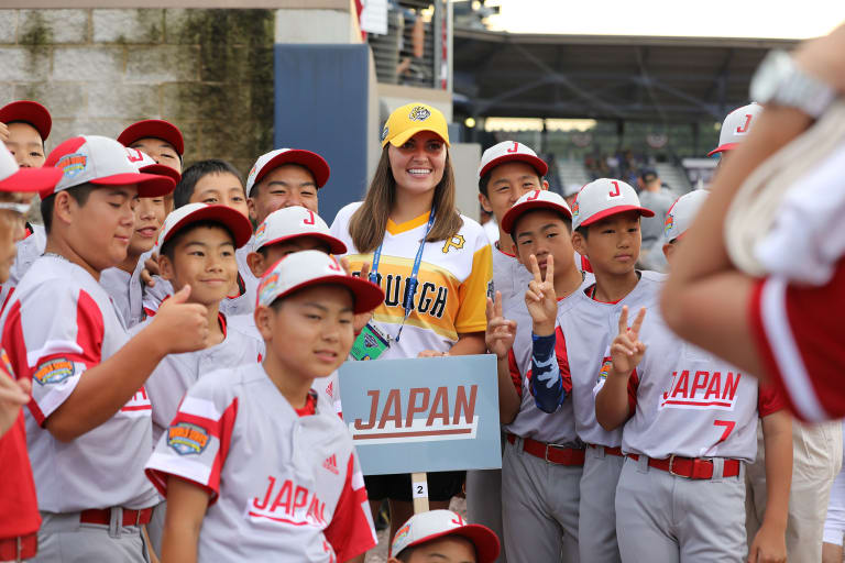 japan team mlb ll classic