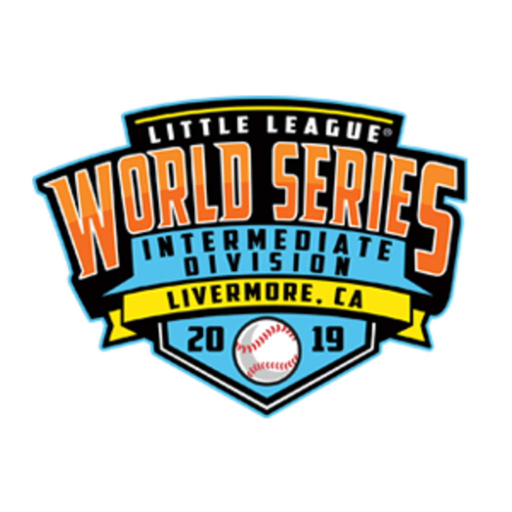2019 Intermediate 50/70 Baseball World Series Logo