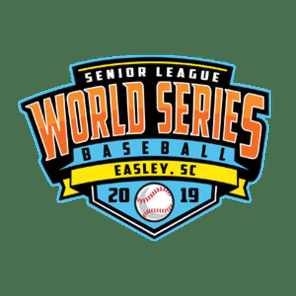 2019 Senior League Baseball World Series Logo