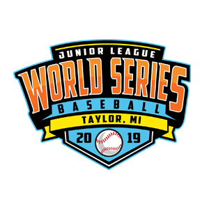 2019 Junior League Baseball World Series Logo