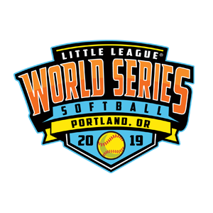 2019 Little League Softball World Series Logo