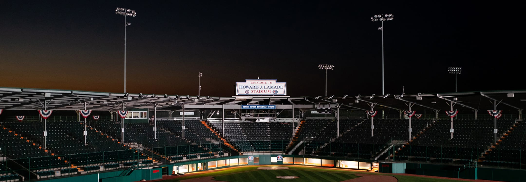 Empty Lamade Stadium story