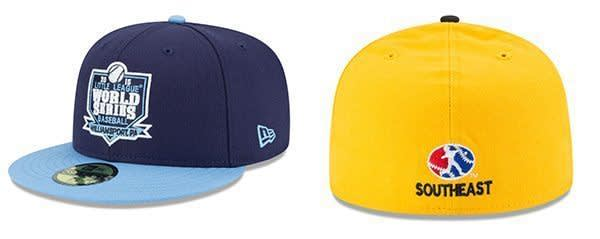 5287fbd9b01c6c New Era, the official and exclusive on-field cap of the Little League®  World Series and official sponsor of Little League Baseball and Softball is  proud to ...
