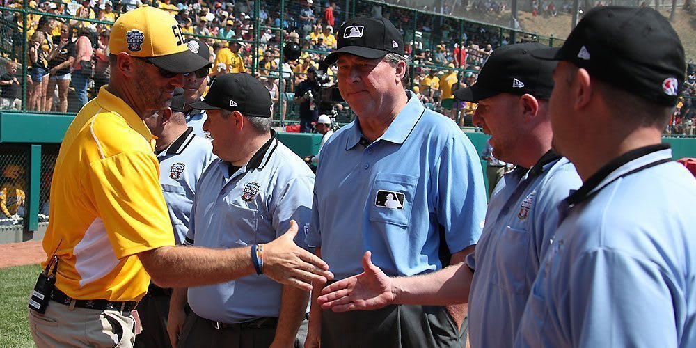 Veteran MLB Umpire and World Series Crew Chief Gerry Davis Joins ... 3990c1b7135