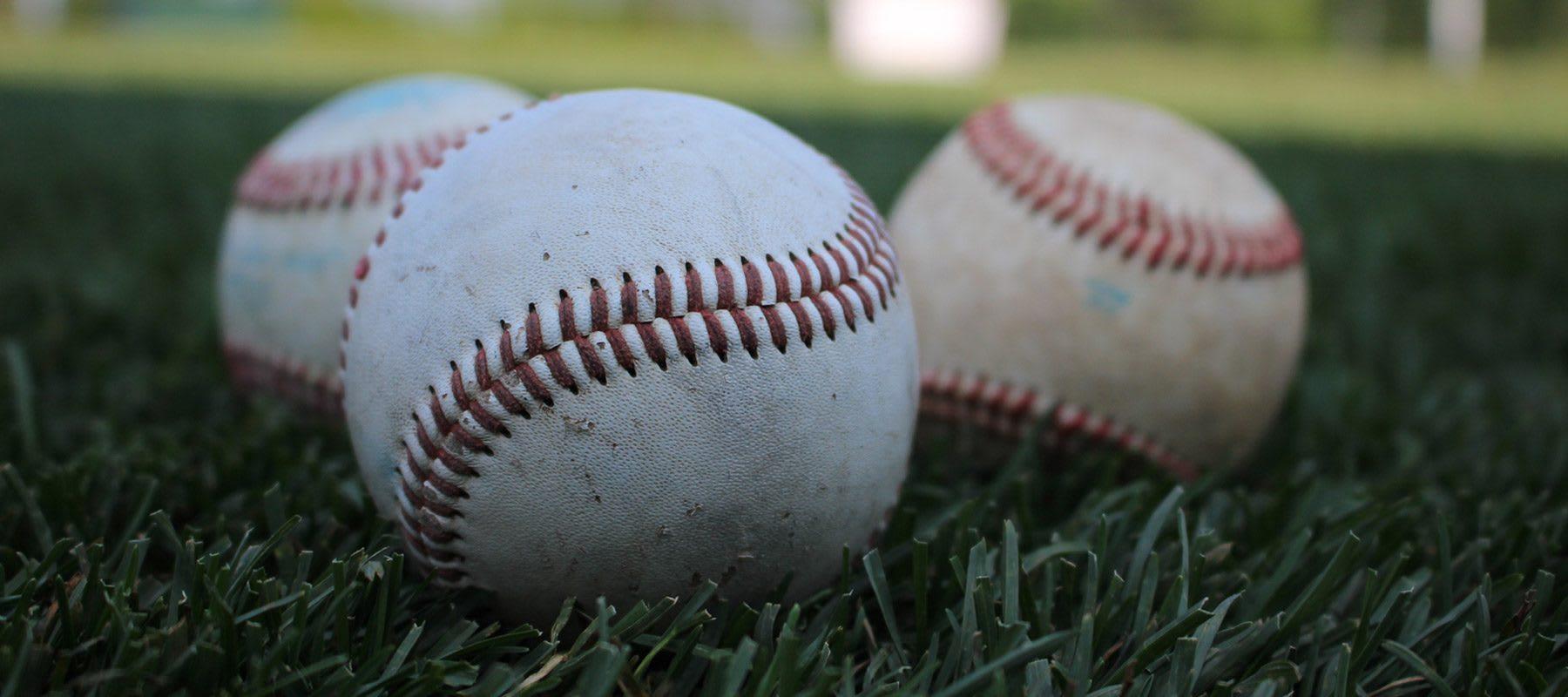 Baseballs and Softballs - Little League