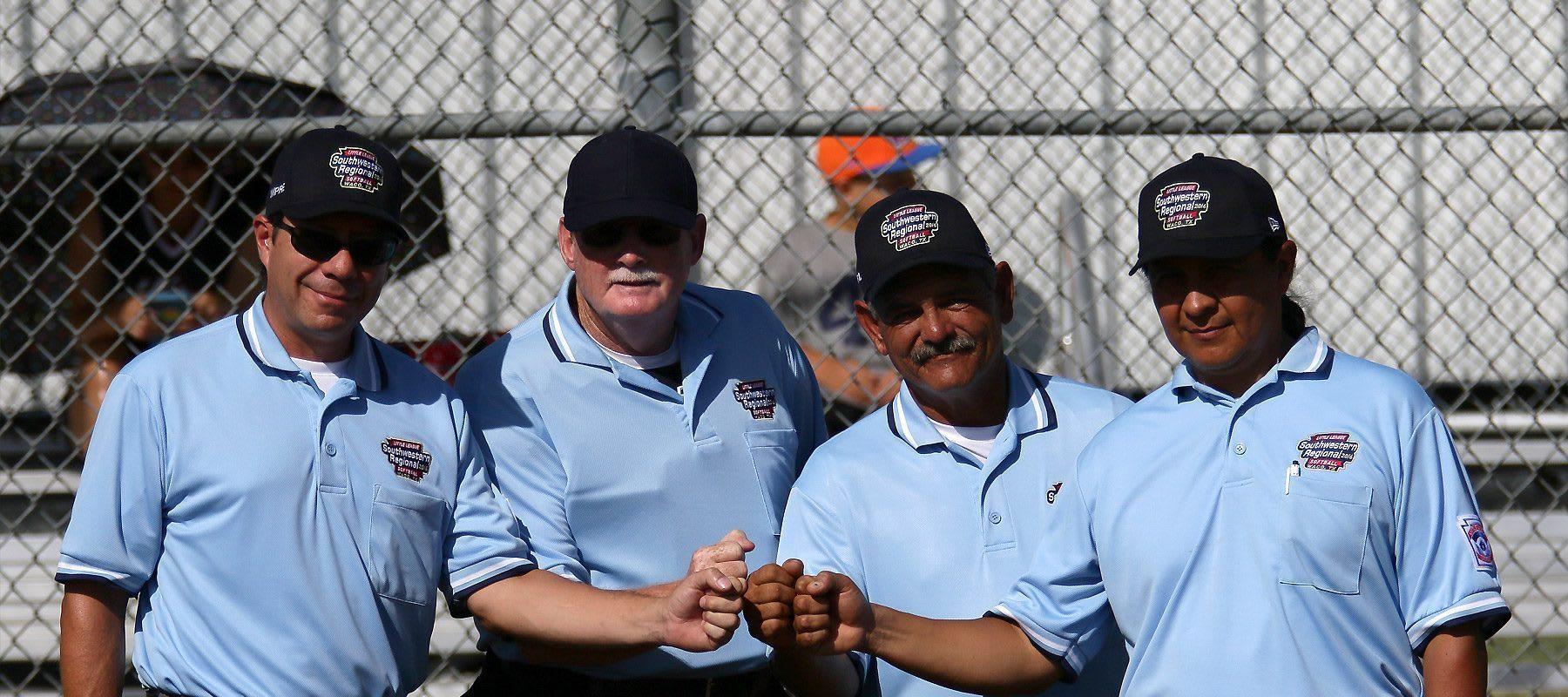 Umpires - Little League