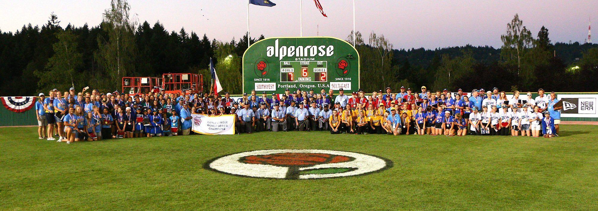 Little League Softball World Series Little League