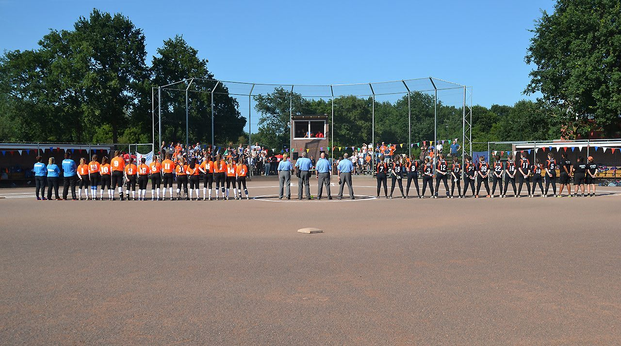 EA JR/SR softball tournament