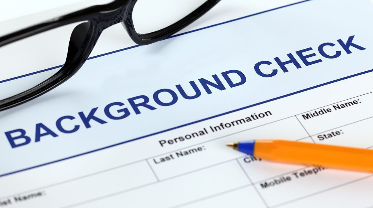 maintaining background investigation results in california