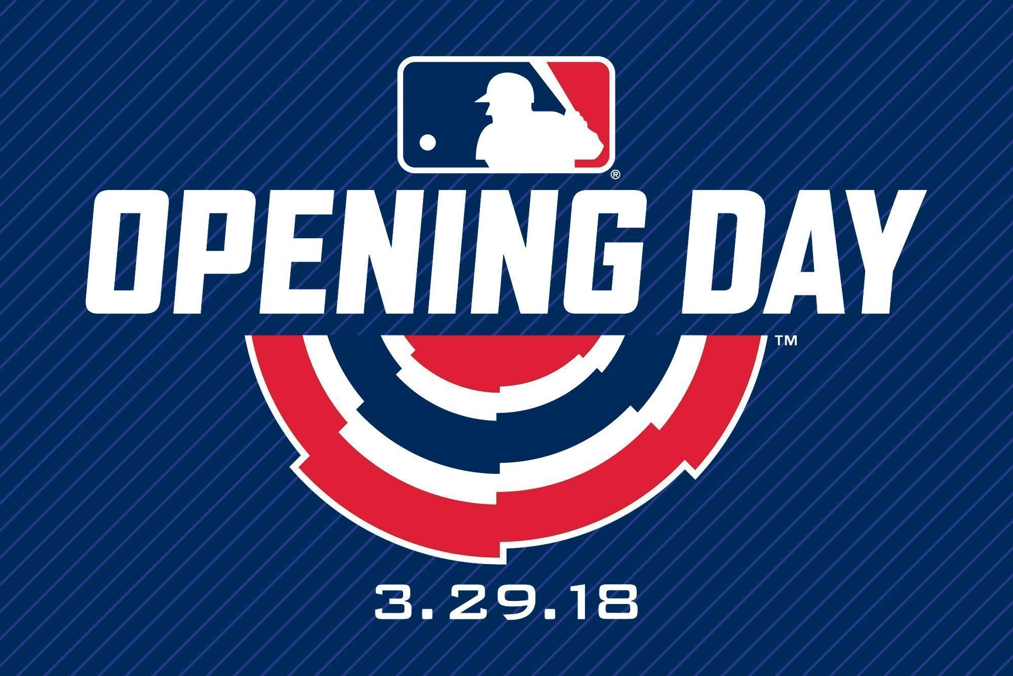 Image result for opening day 2018