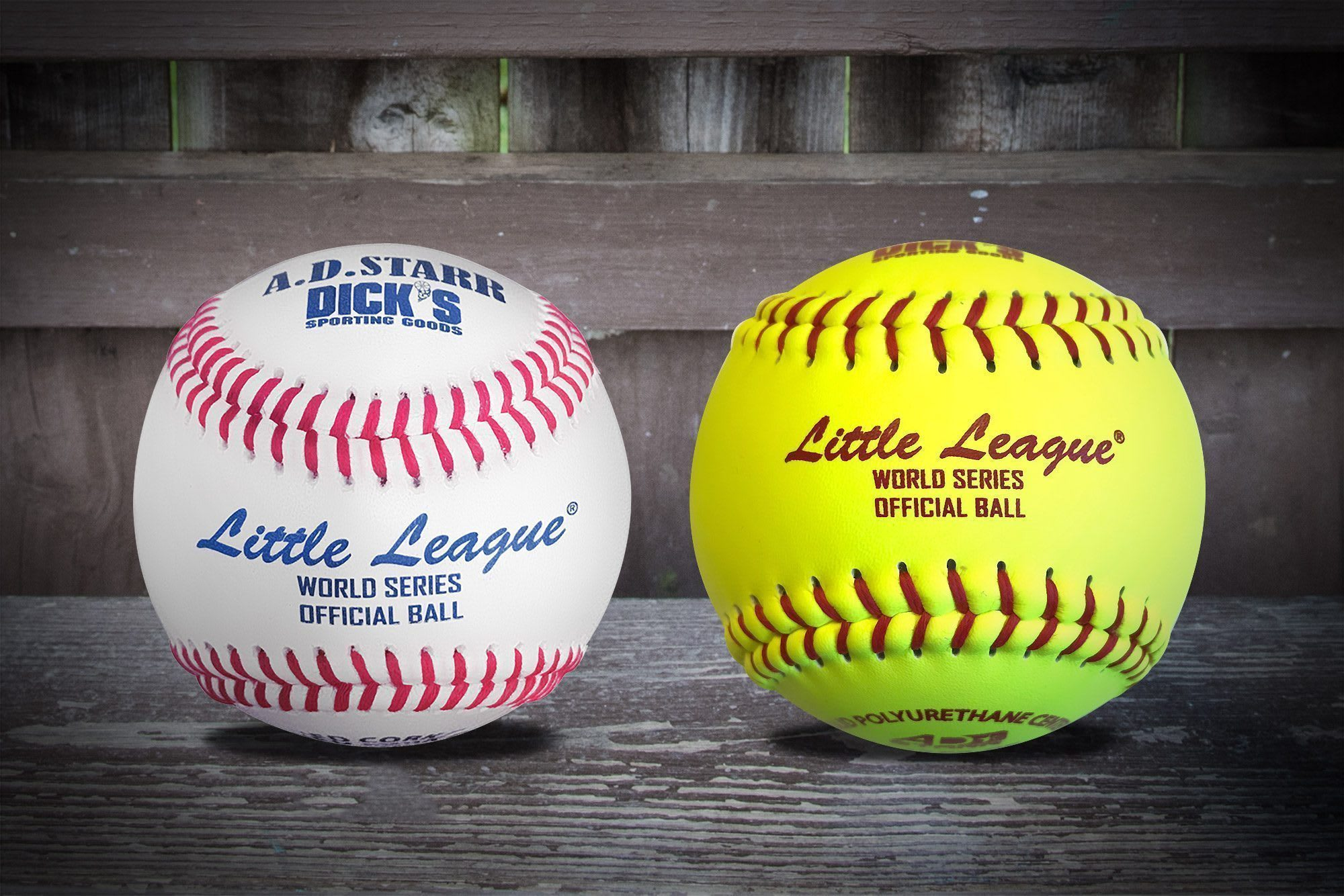 A D  STARR Named the Official Ball Supplier of the Little