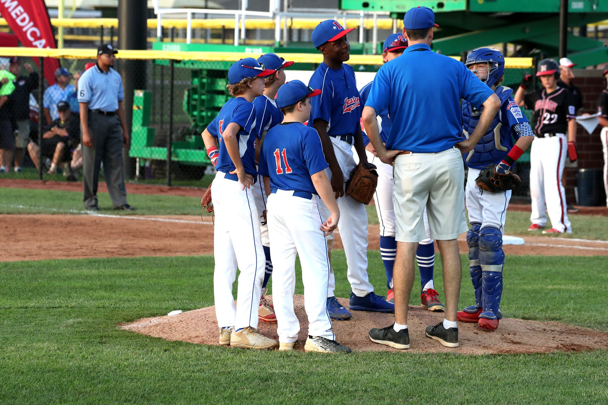 7 Answers to Questions from Little League® Tournament