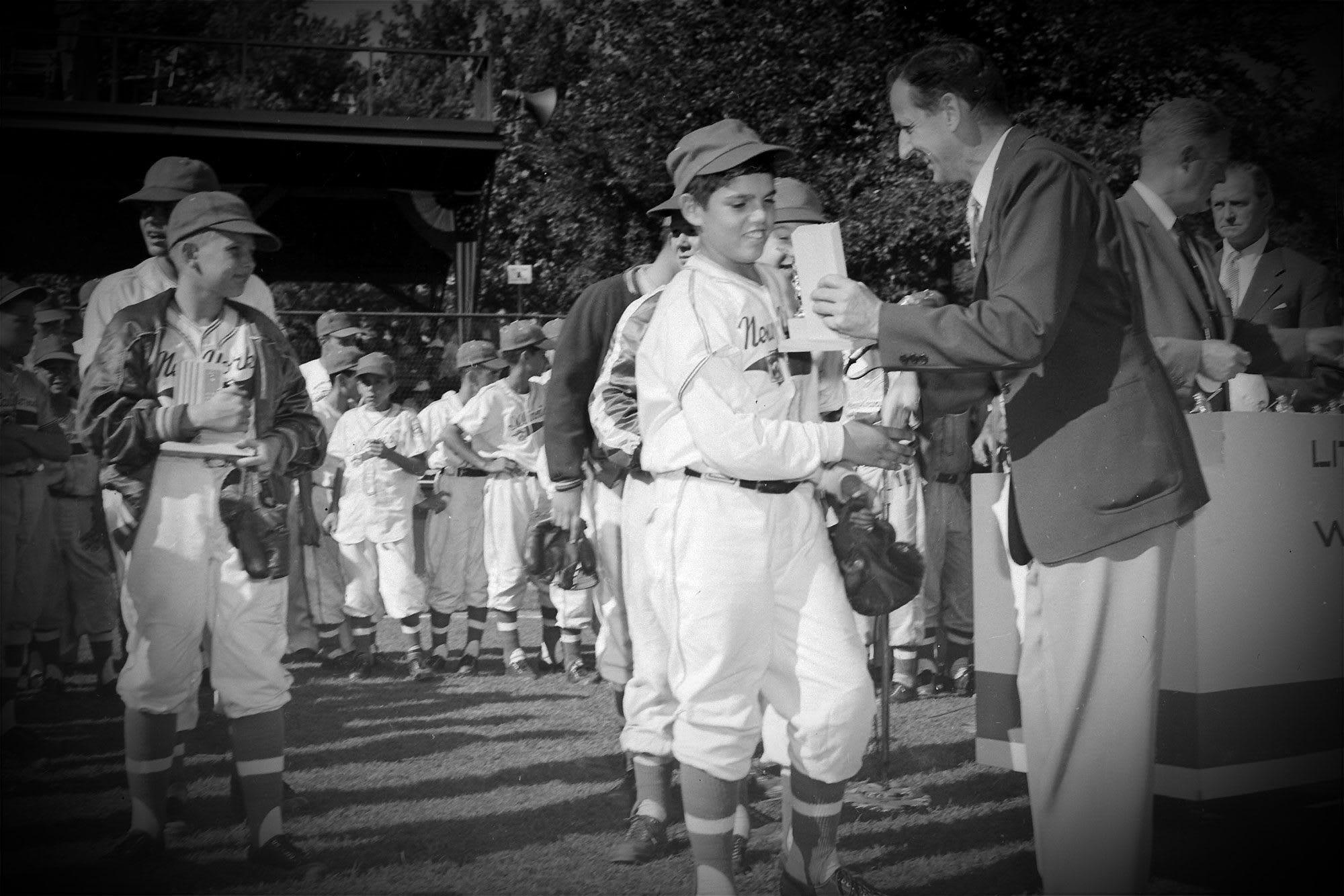 Little League International Remembers Billy Connors, Little League Baseball World