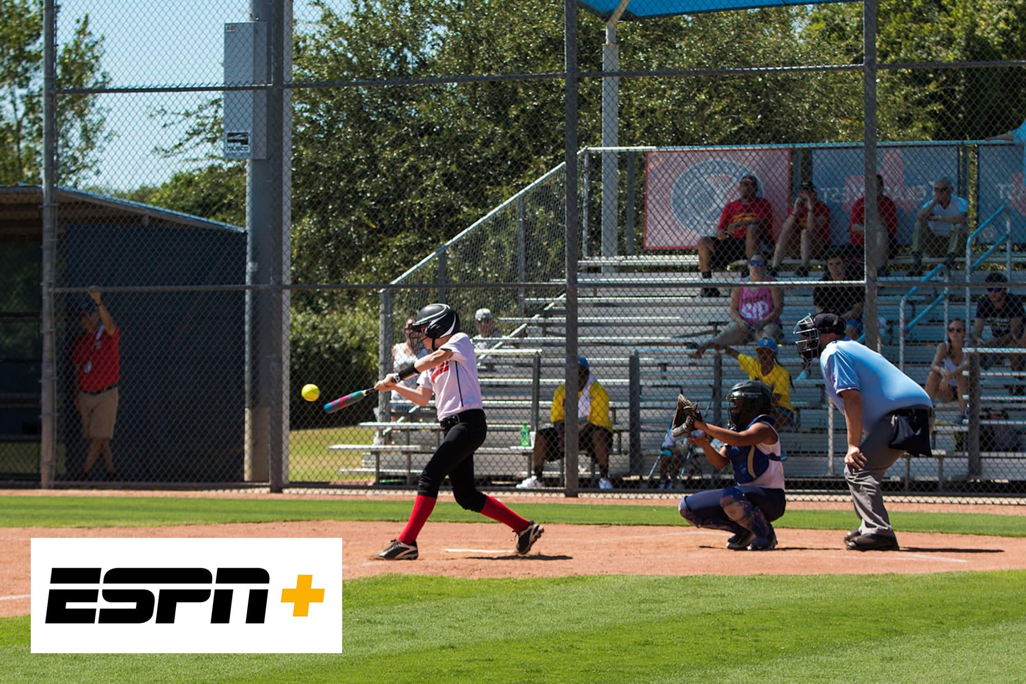 Regional Softball ESPN+