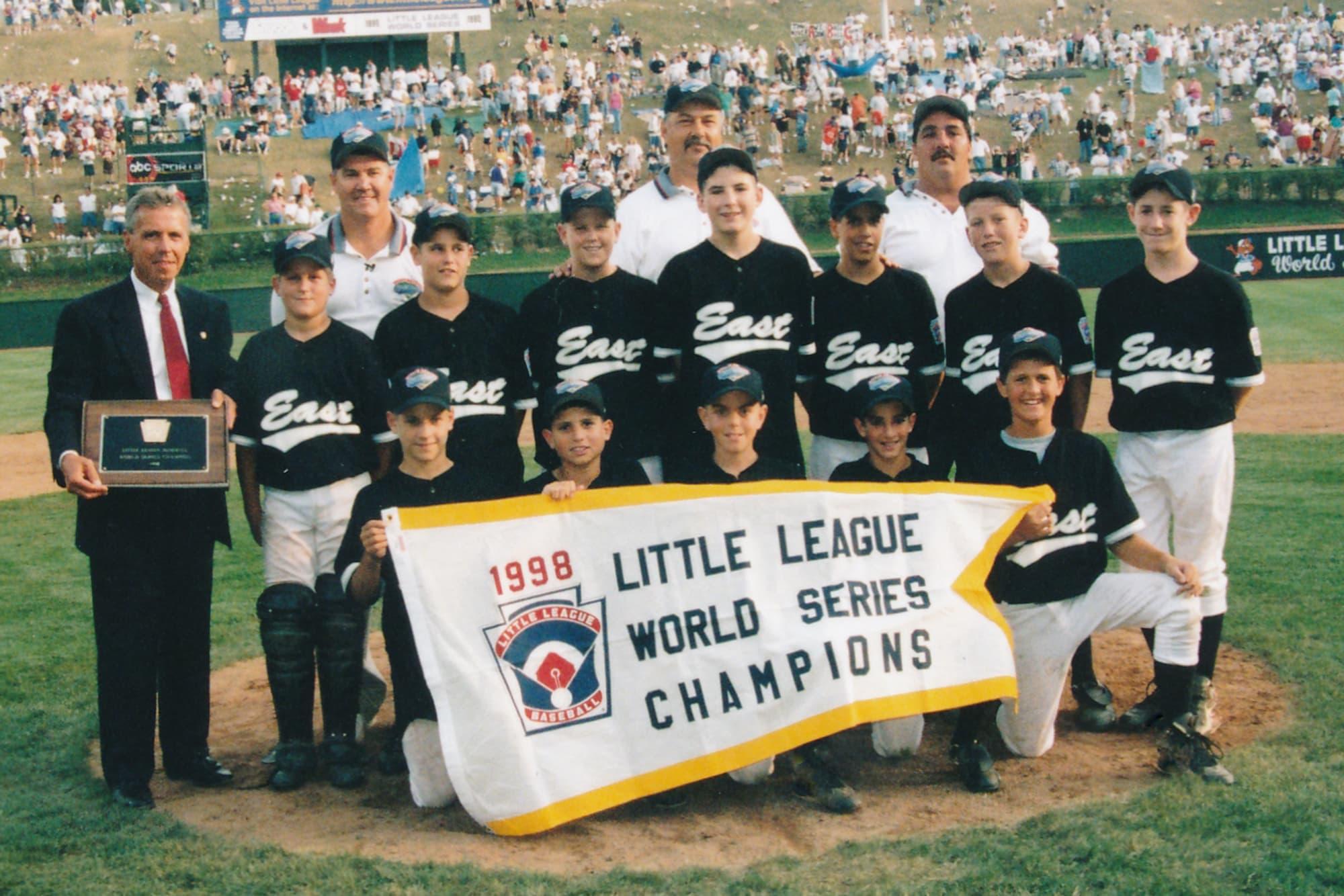 Toms River Little League 20 Years Later Little League