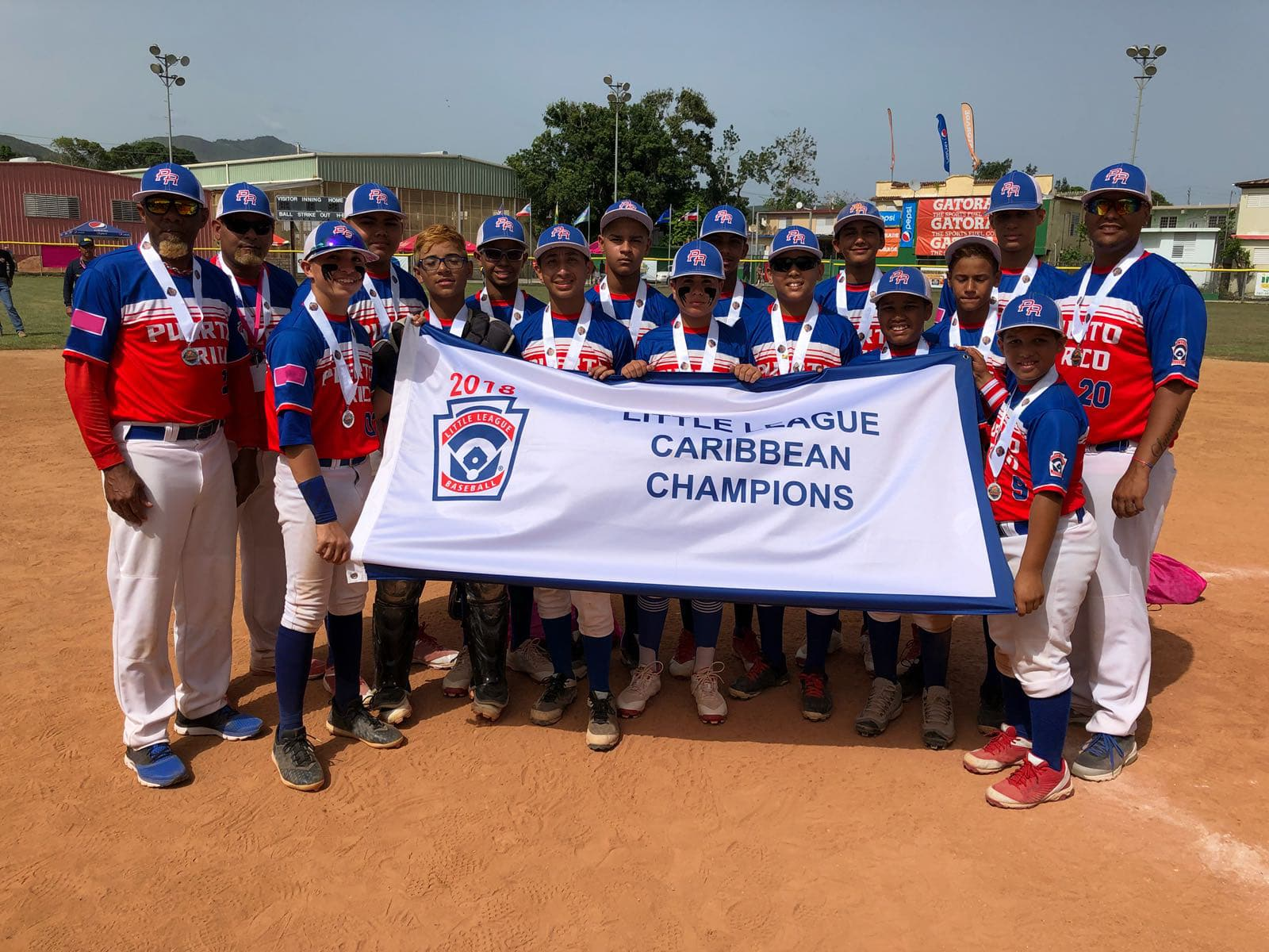 2018 LLB Caribbean Region Tournament Champions