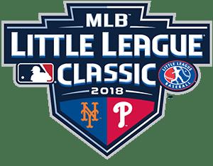 2018 MLB LL Classic Logo