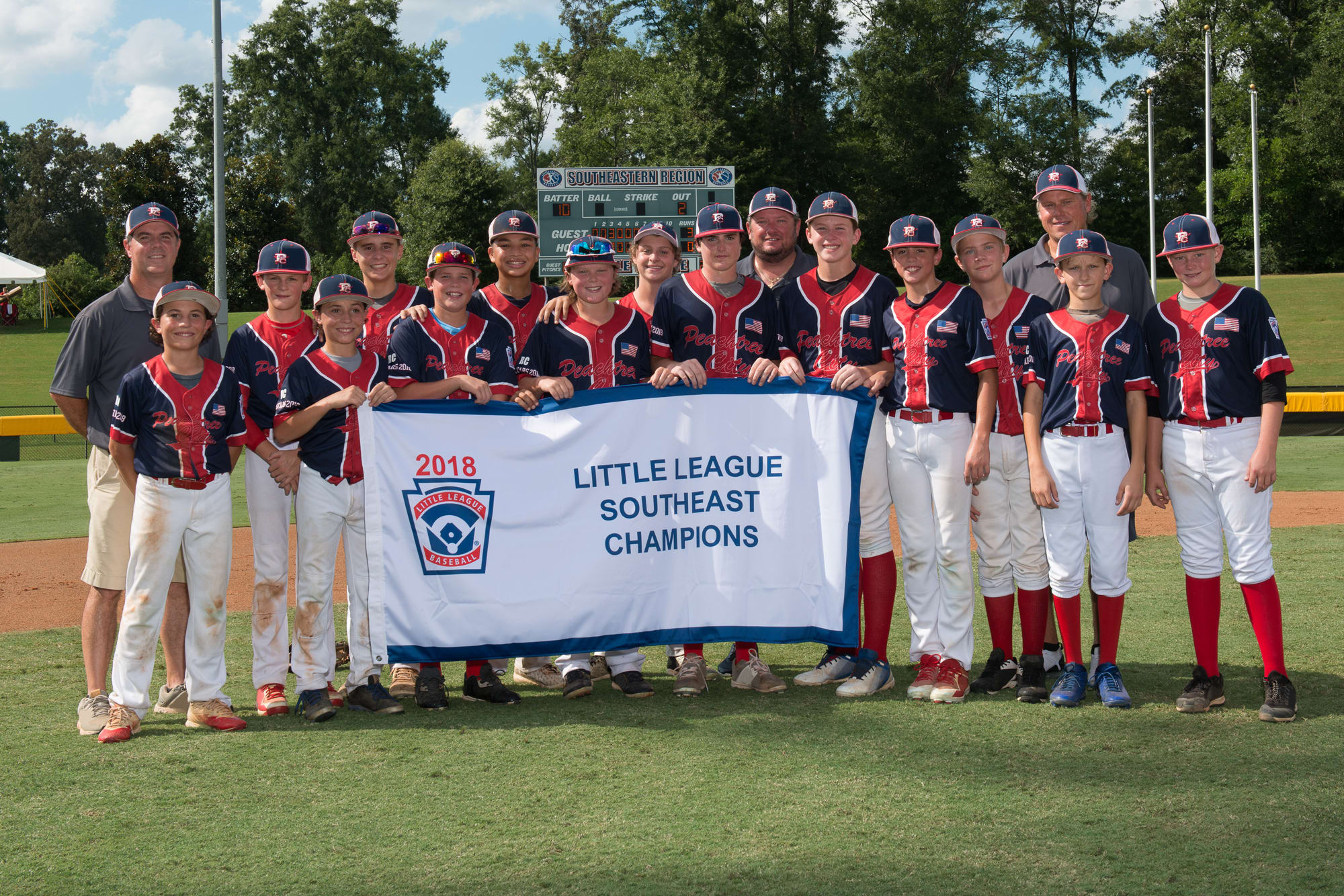 Peachtree City LL