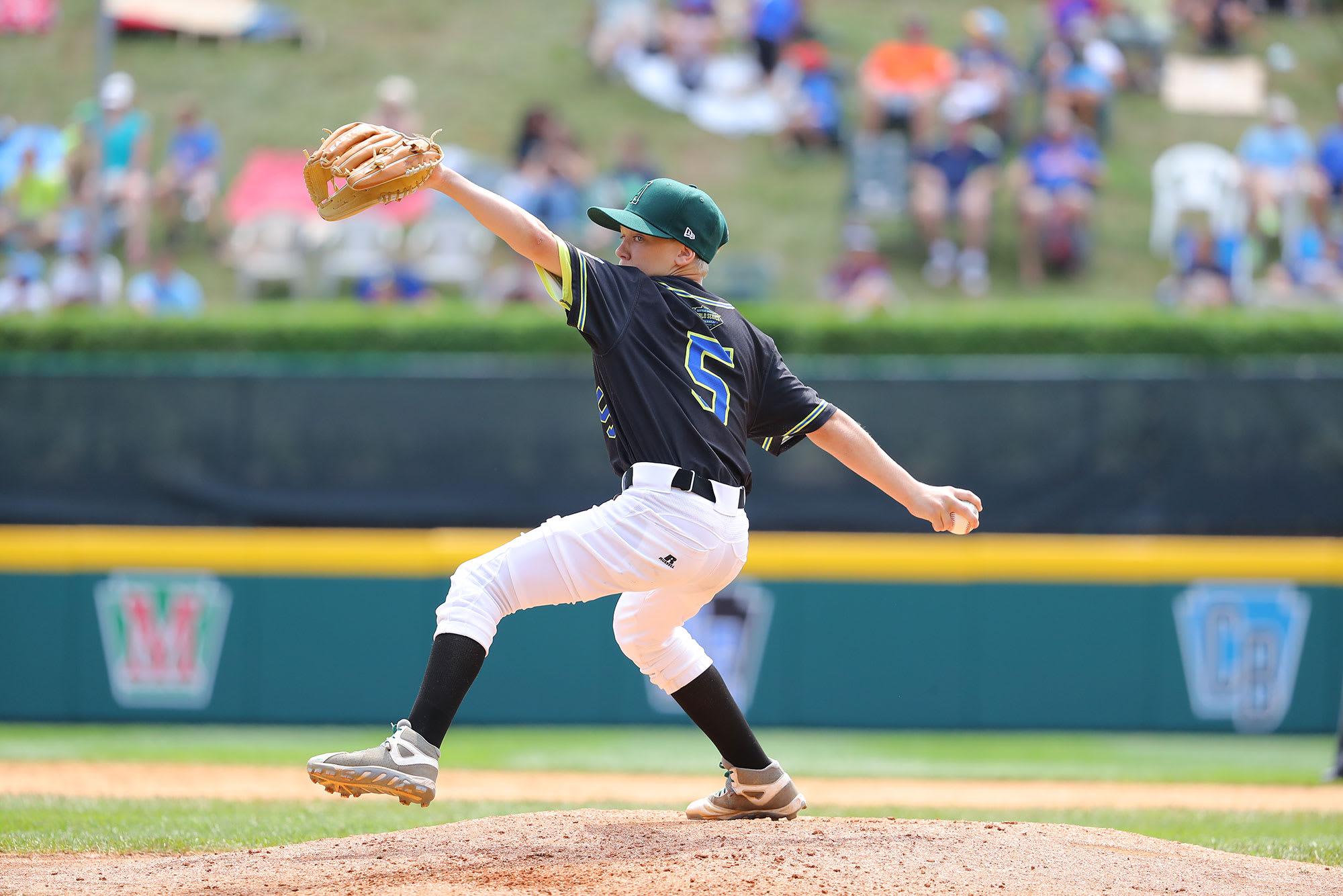 australia pitcher