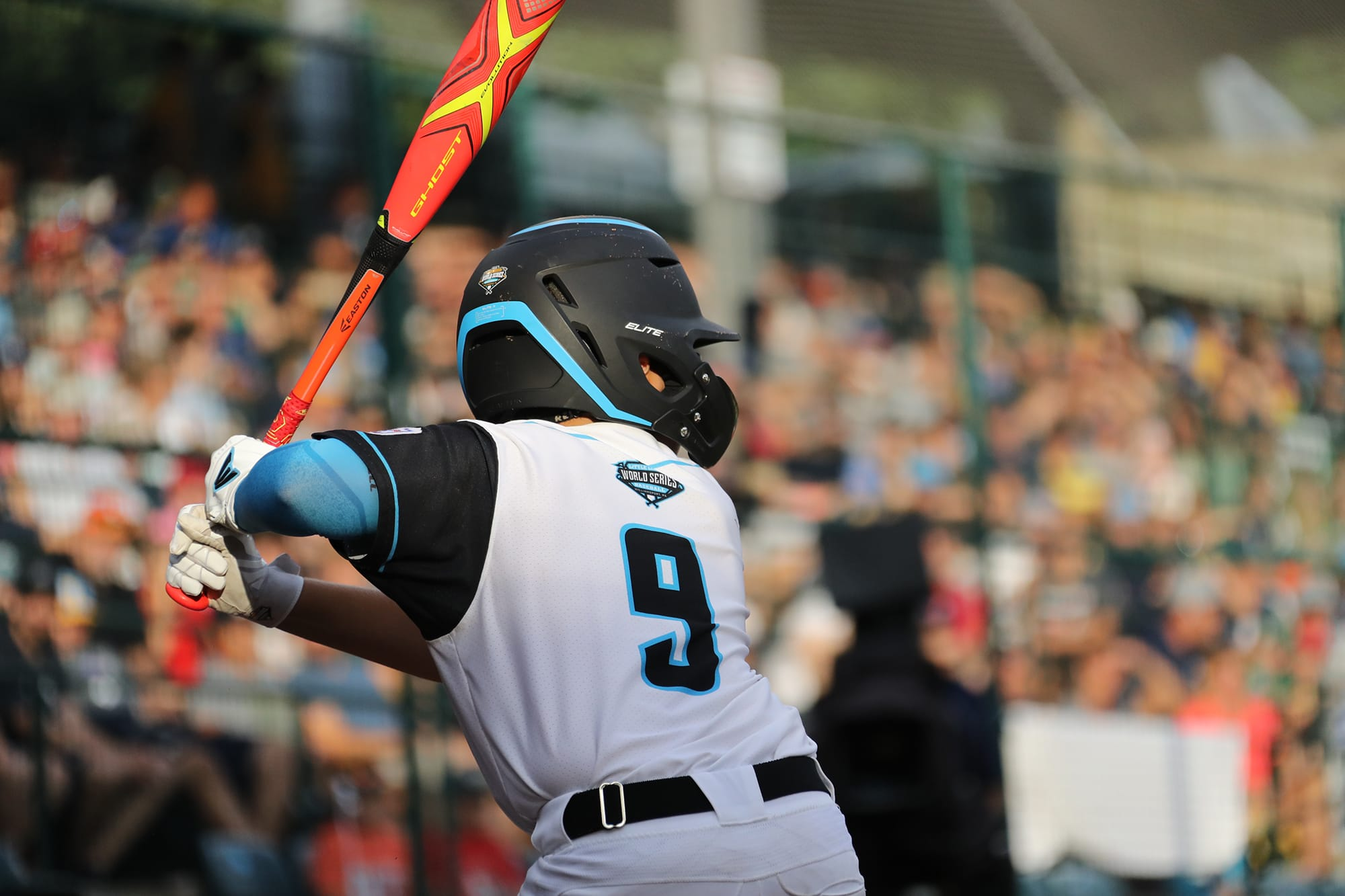 NW number 9 batter