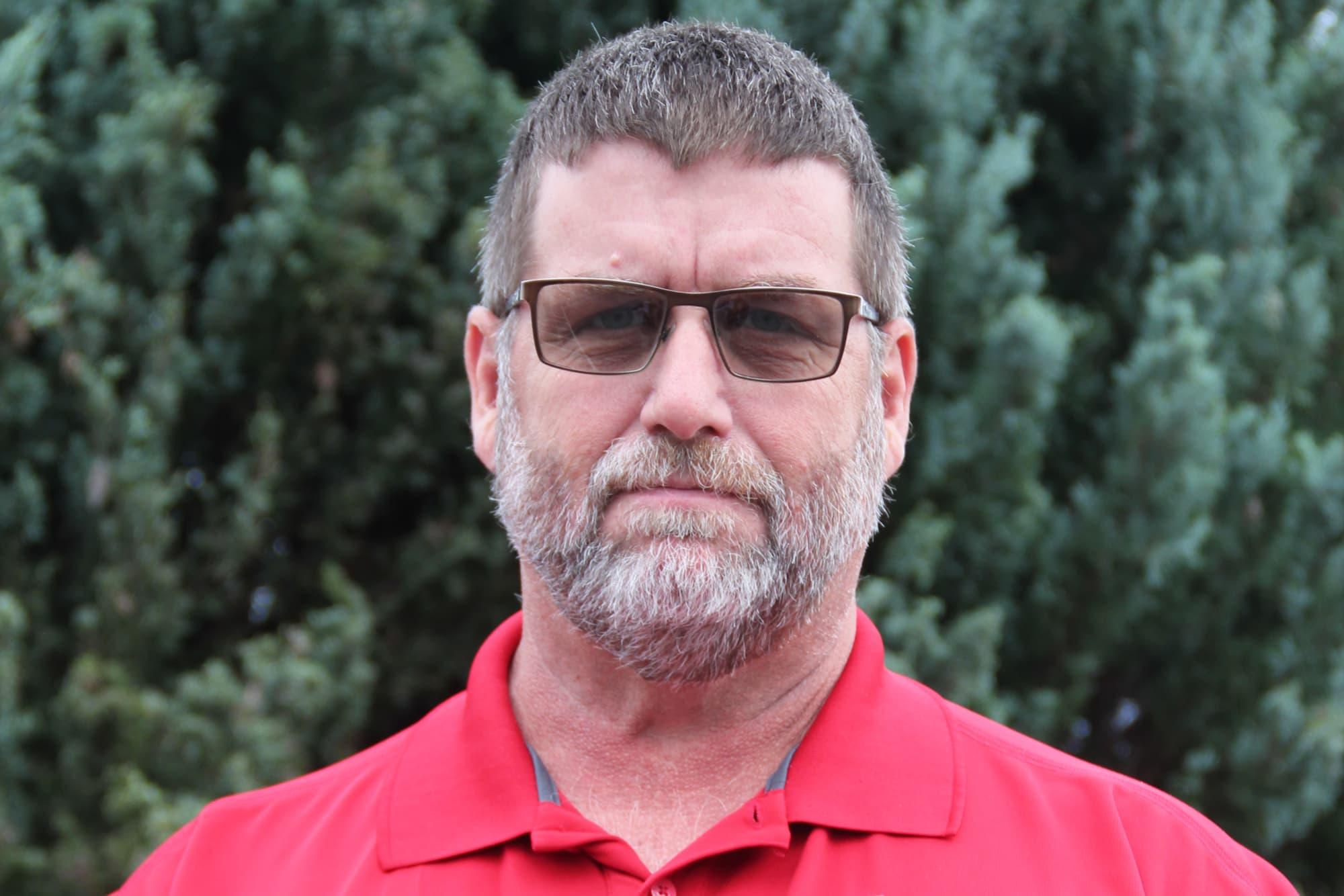 Derek Lisby Headshot