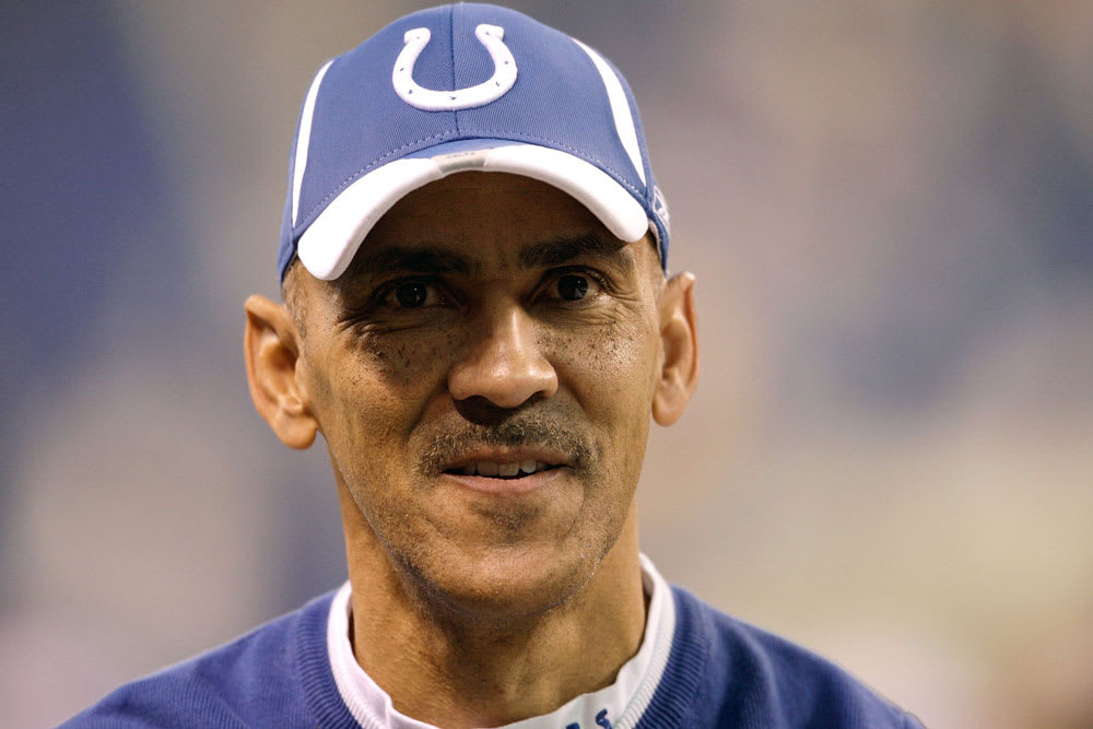 Tony Dungy is accomplished on and off the playing field.