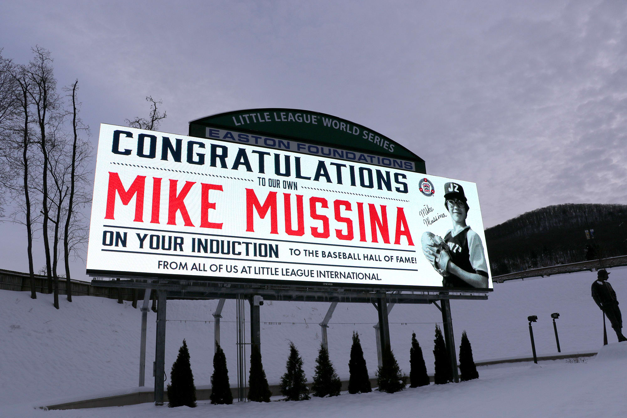 Mike Mussina Baseball Hall of Fame