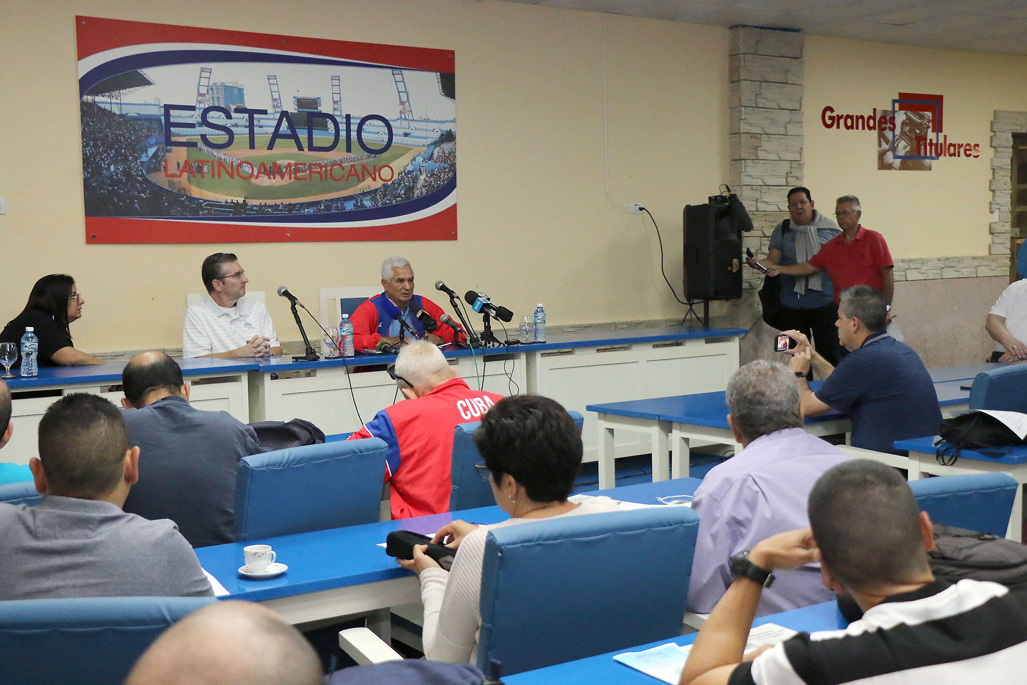 Cuban Baseball Federation Aligns with Little League® International