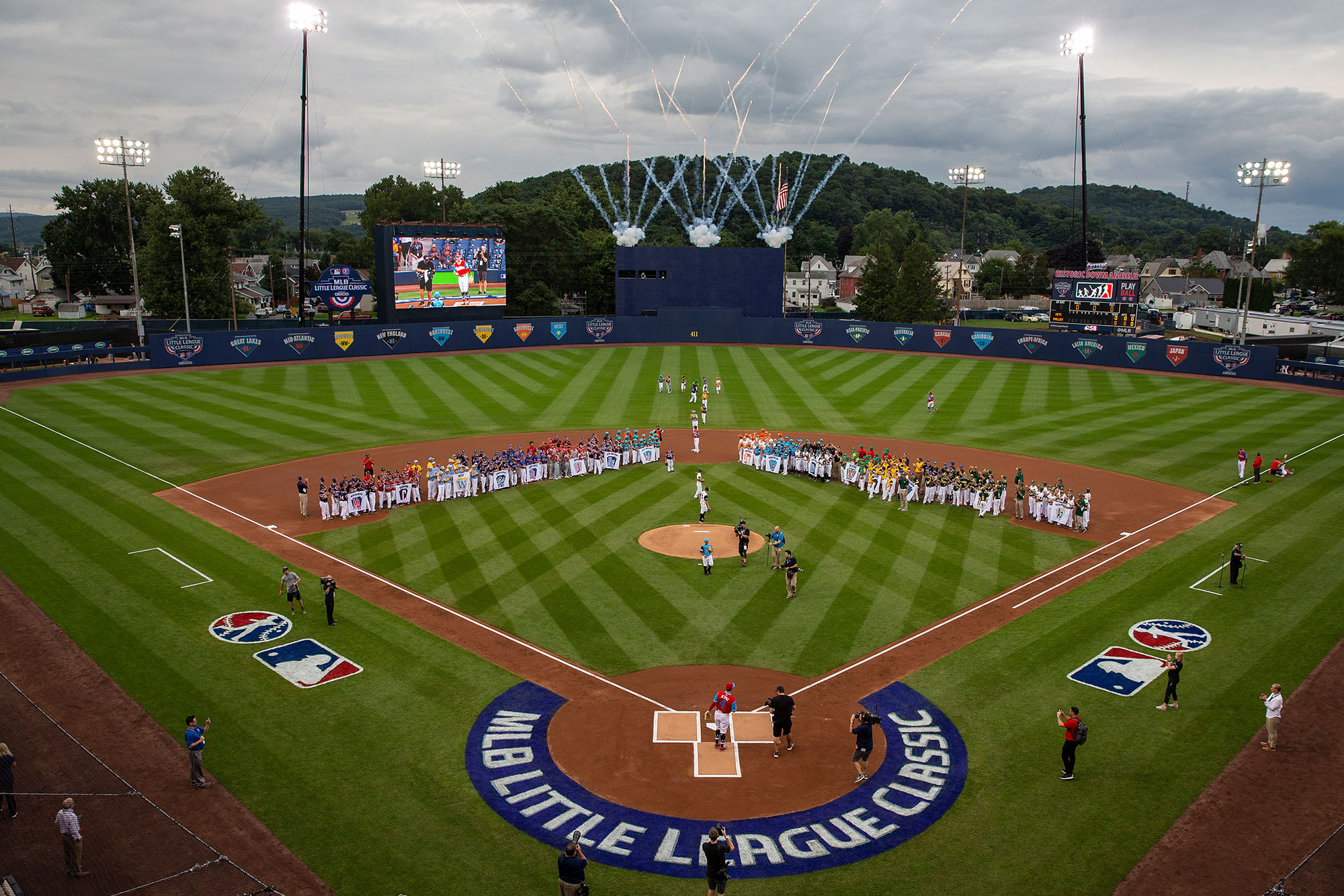 2018 MLB Little League Classic