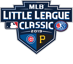 2019 MLB Little League Classic Logo