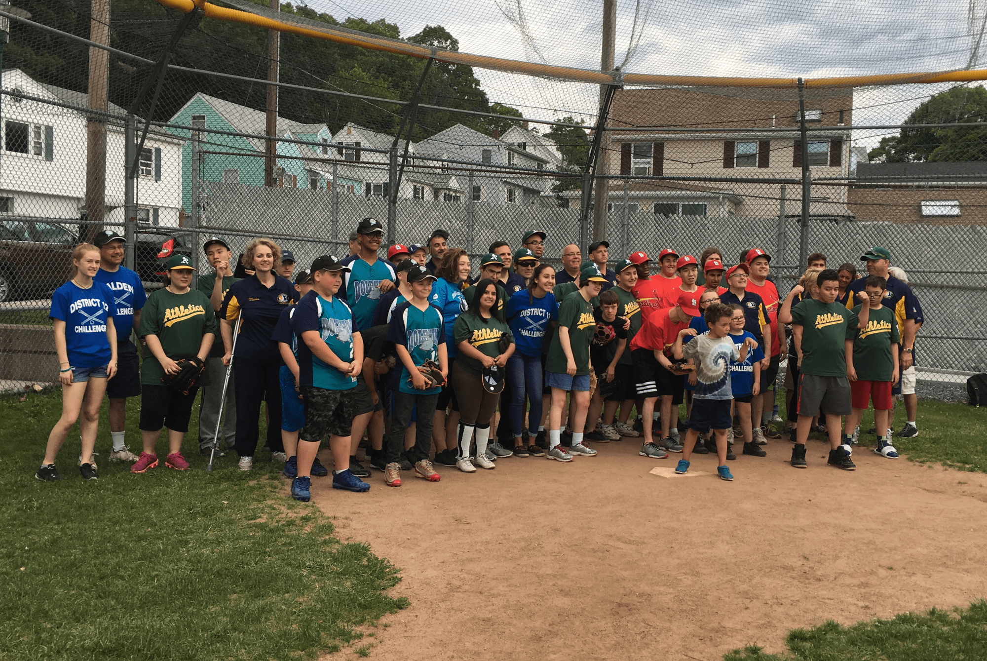 Mass. D12 Challenger League team photo