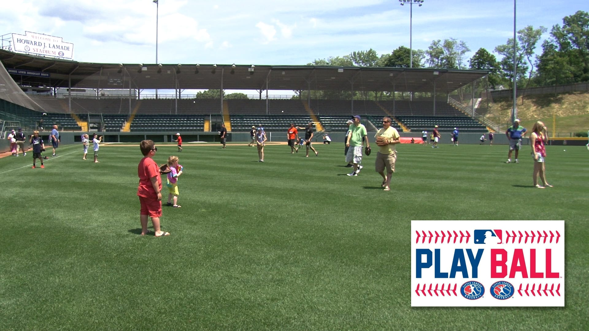 2019 Father's Day PLAY BALL Event