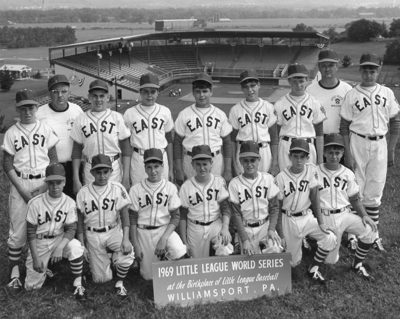 Team Photo from 1969 LLBWS