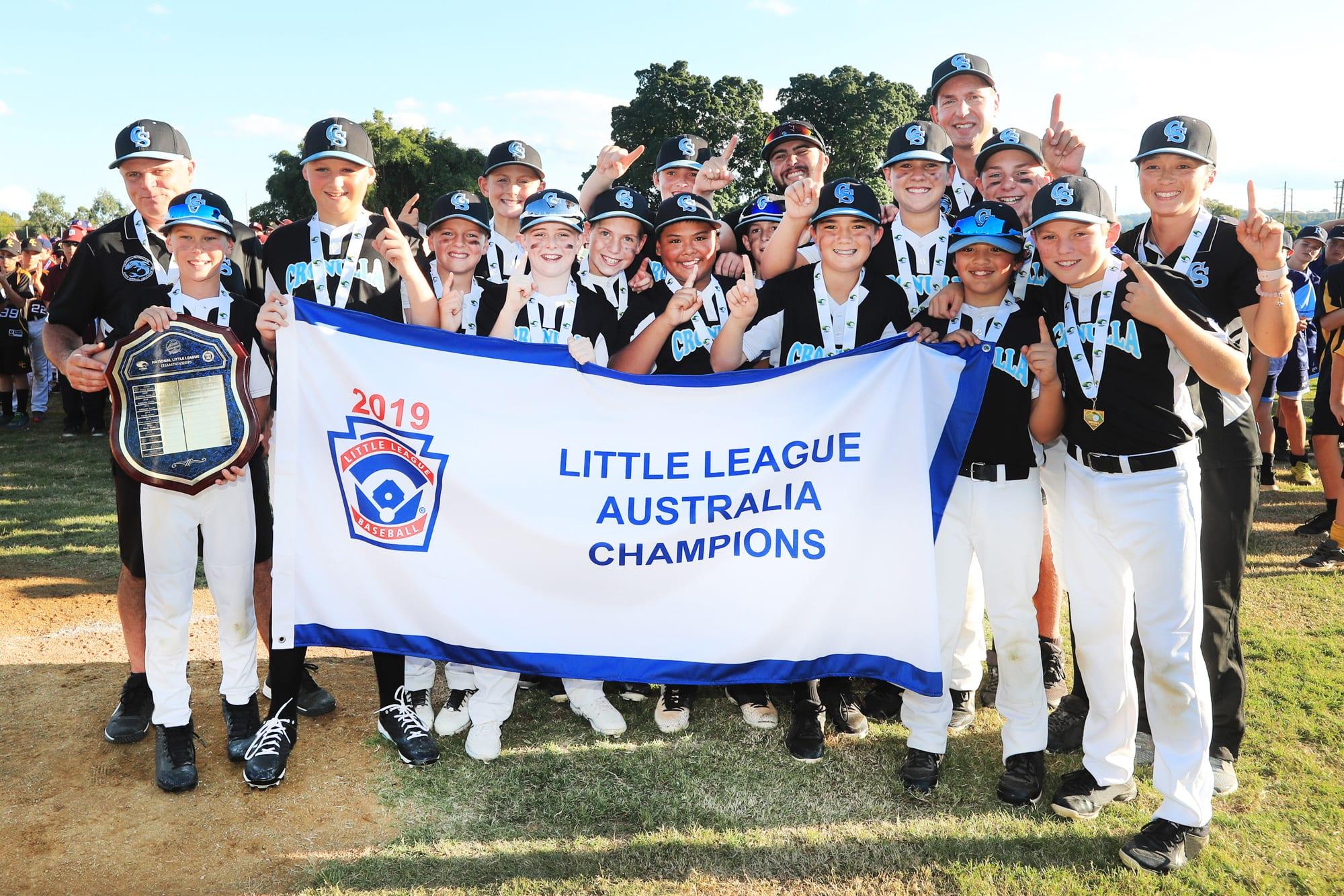 2019 LLB Australia Region Champions