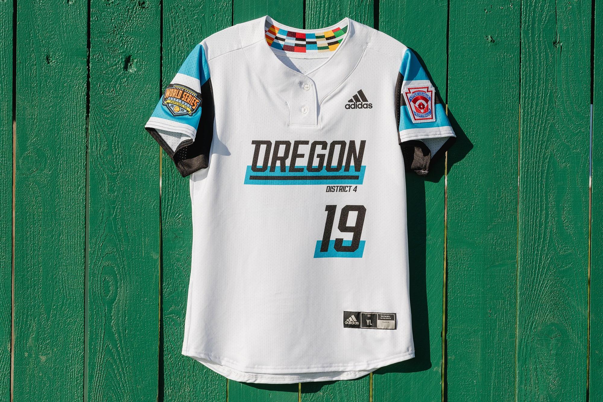 adidas 2019 LLSBWS Oregon D4Uniform
