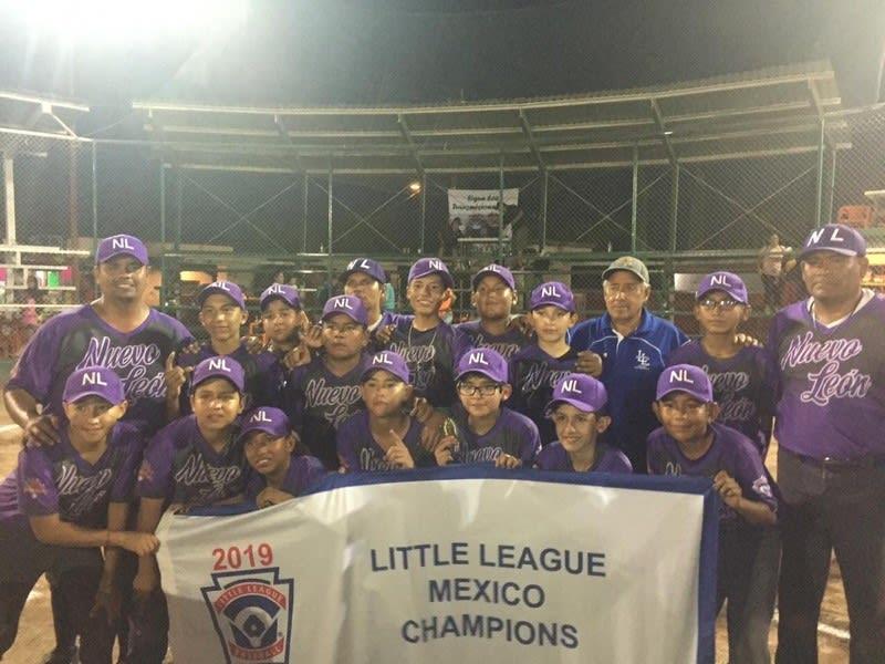 2019 LLB Mexico Region Champions