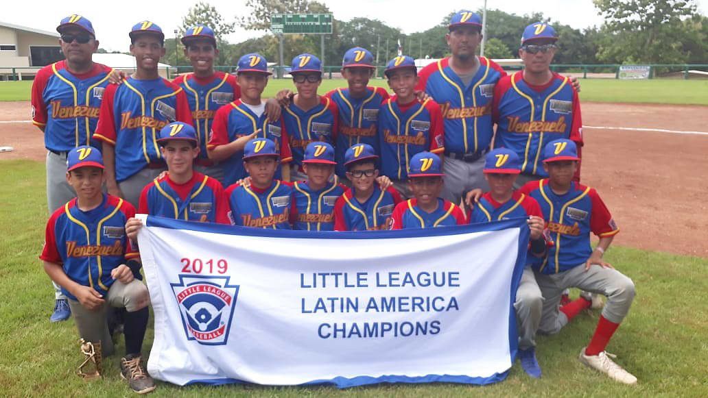 2019 Latin America Region Champions