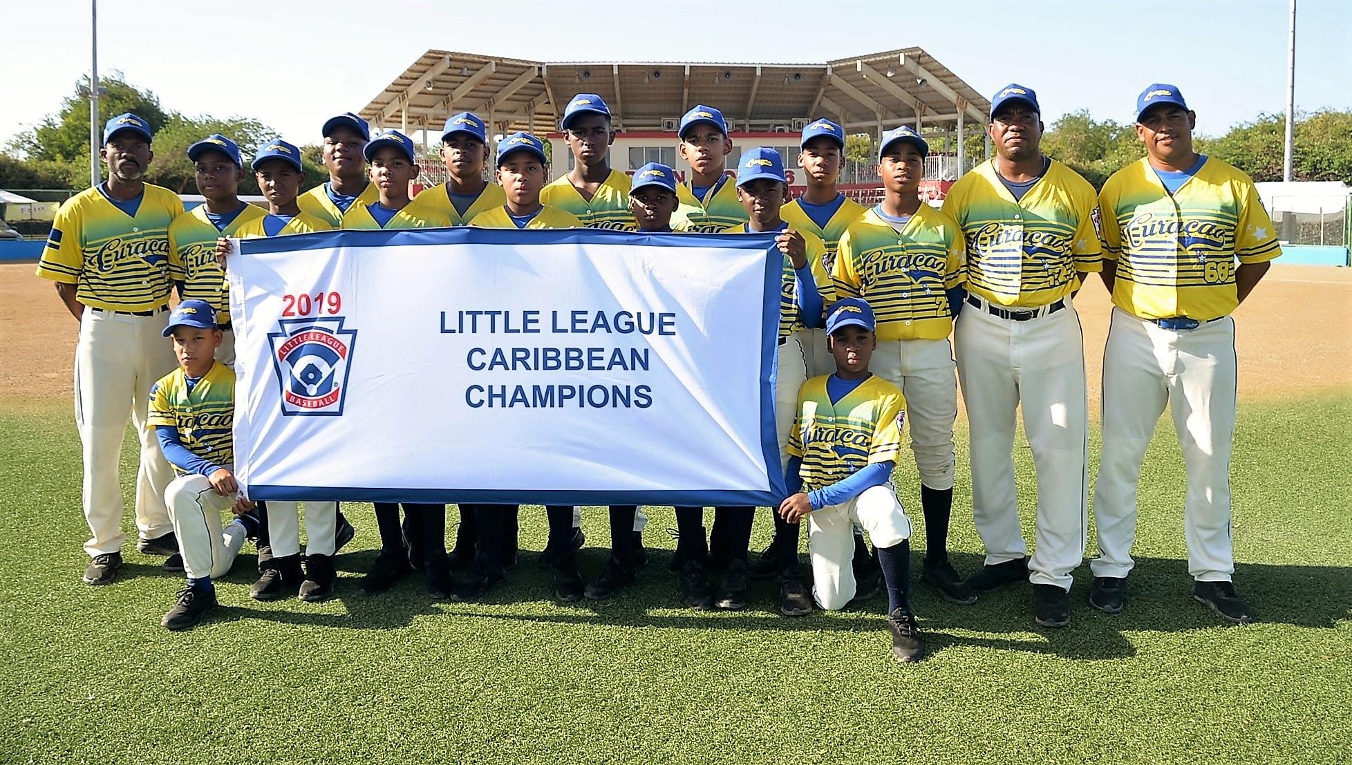 2019 LLB Caribbean Region Champions