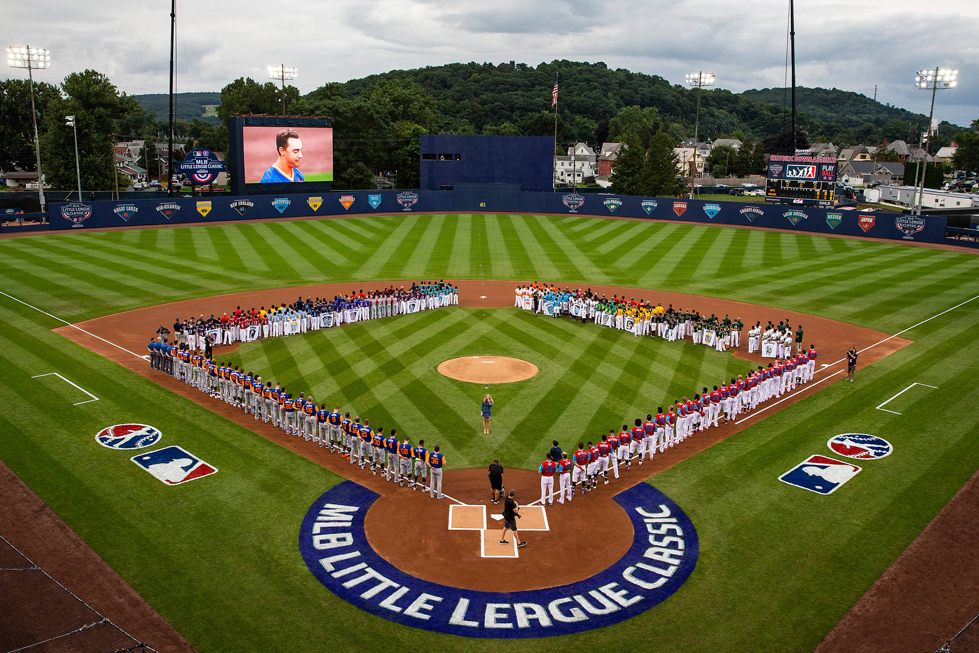 Espn Sunday Night Baseball Schedule 2020 Little League® to Welcome Red Sox, Orioles to Williamsport for