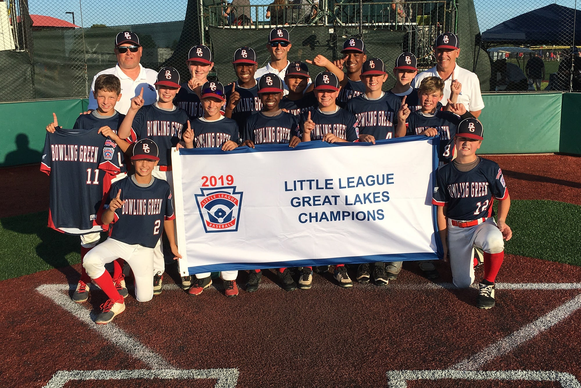 2019 LLB Great Lakes Region Champions