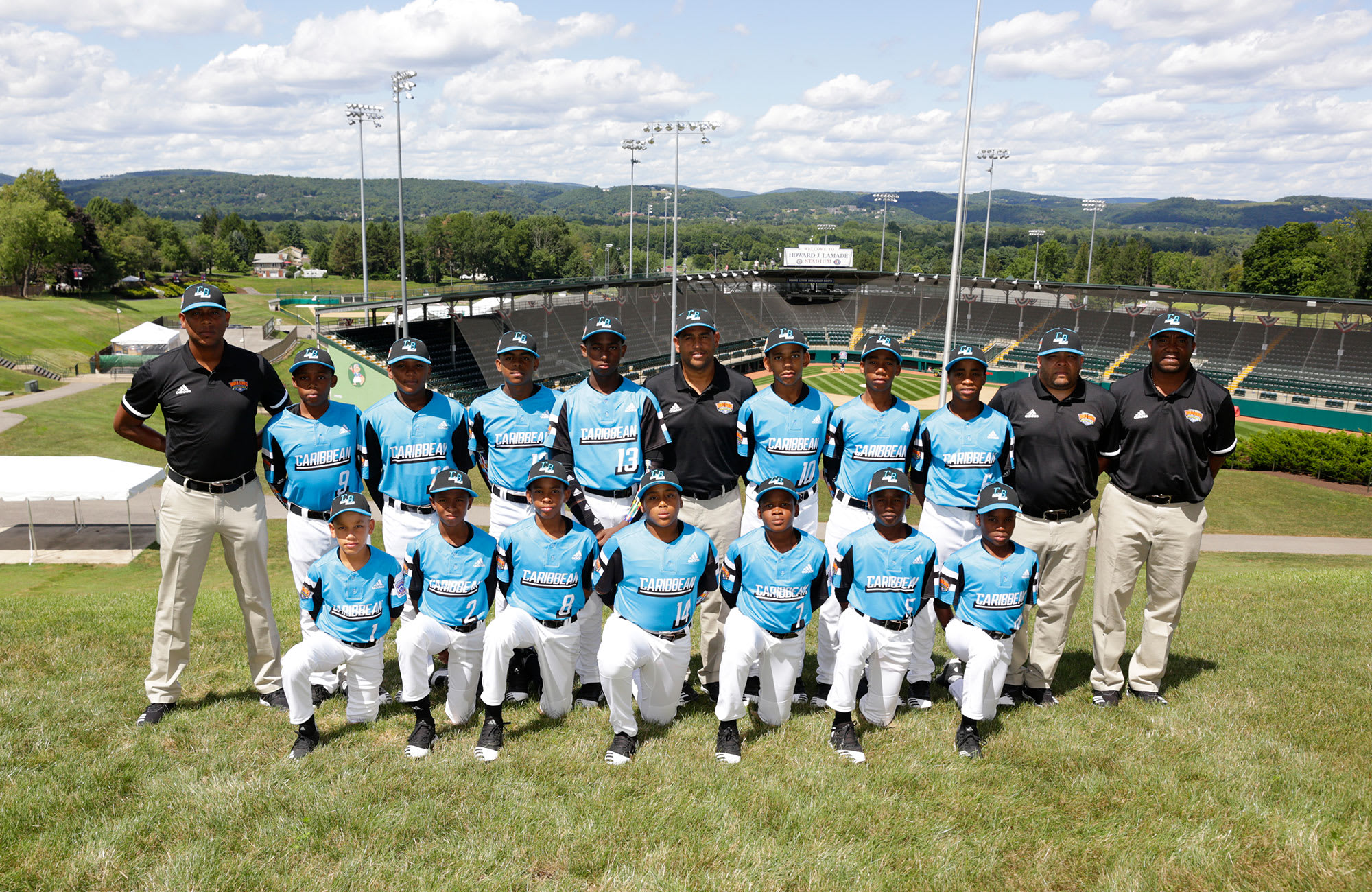 Sweet 16: Little League Baseball® World Series Teams at a